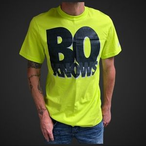 Nike BO KNOWS T-Shirt NWOT sz LARGE